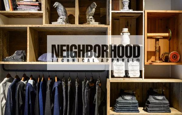 上海 Neighborhood 专卖店、门店