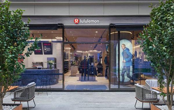 香港 lululemon/露露乐檬实体店、专卖店