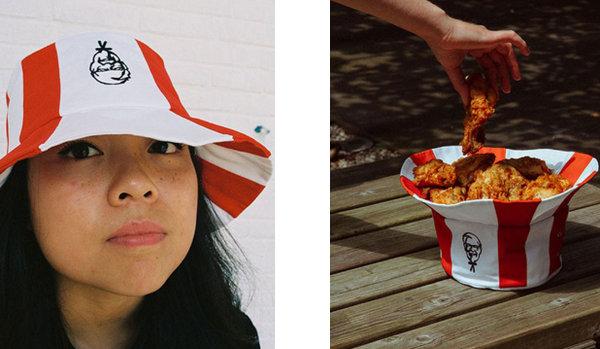KFC  X Mam Cupy 合作限量版渔夫帽.jpg