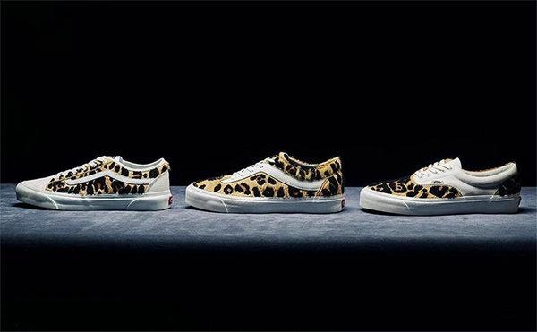 范斯 x Billy's Tokyo 全新联名豹纹系列鞋款3.jpg