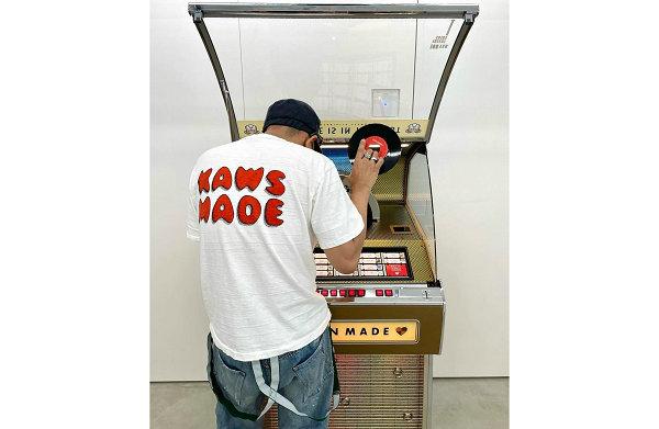 KAWS x Human Made 全新联名 T-Shirt-2.jpg