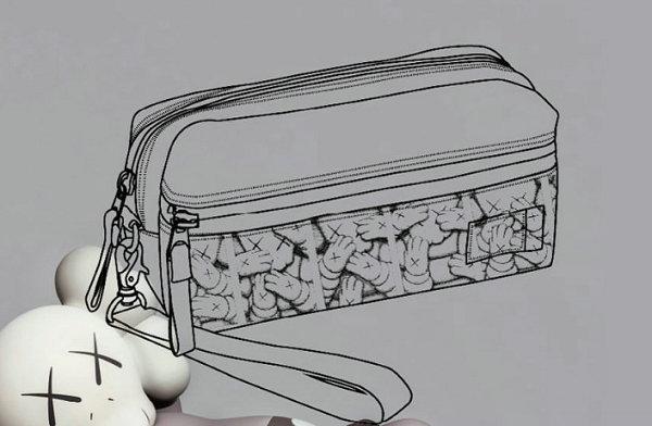PORTER x KAWS TOKYO FIRST 合作限定系列-1.jpg